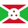 Flag for Burundi