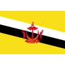 Flag for Brunei