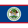 Flag for Belize