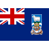 Flag for Falklandsøerne - se landekode
