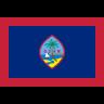 Flag for Guam - se landekode