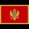 Flag for Montenegro - se landekode