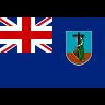 Flag for Montserrat - se landekode