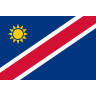 Flag for Namibia - se landekode