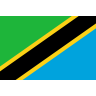 Flag for Tanzania - se landekode
