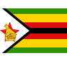 Flag for Zimbabwe - se landekode
